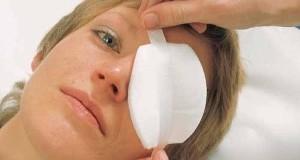 повязка при травме глаза
