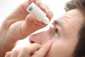 Лечение травмы глаза