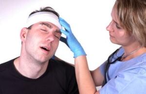 Диагностирование черепно мозговой травмы