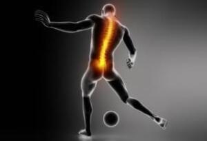 Спортивные травмы позвоночника