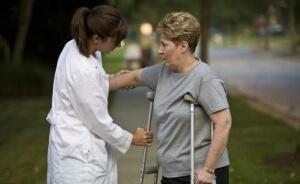 Последствия травм позвоночника