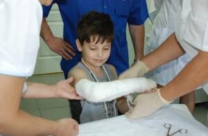 Травмы у детей