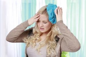 Ушиб мягкий тканей головы