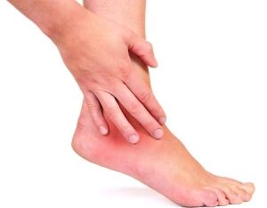 Лечение в домашних условиях ушиб голеностопного сустава 522