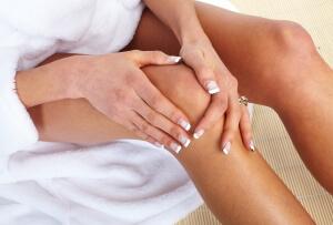 Боль в колене после ушиба