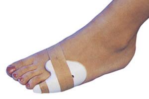 Фиксирующая повязка на палец