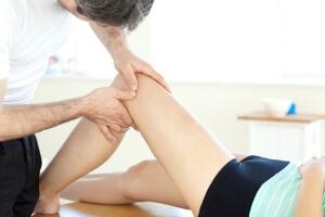 Обследование при травме ноги