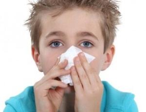 Травма носа у ребенка