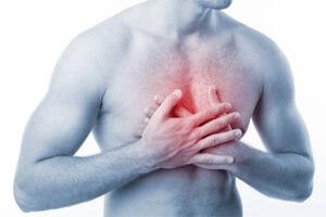 Ранение в грудь