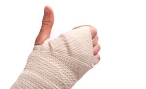 Перелом пальцев руки