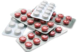 Таблетки и лечение