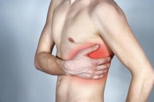 Травма ребра
