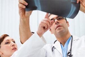 Рентген и признаки