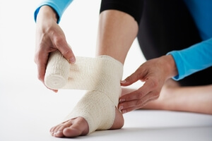 Что делать при вывихе ступни полезные советы и рекомендации к лечению