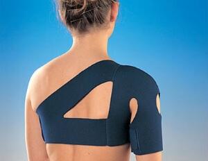 Фиксирующий бандаж на плечо