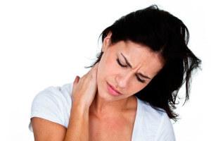 Боль в шее при повороте