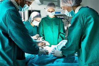 Операция на животе