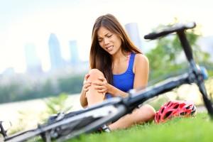 Болят колени на велосипеде