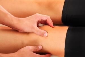 Поможет массаж