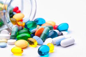Помогут препараты