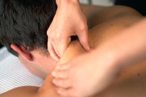 Терапевтический массаж