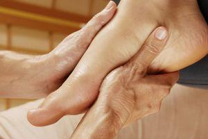 Причины отка лодыжек ног после перелома и варианты лечения