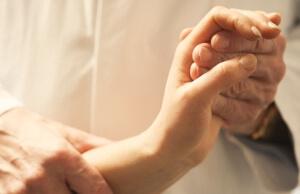 Отечность руки после перелома