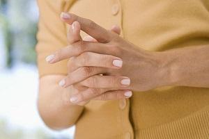 Дискомфорт в пальчиках