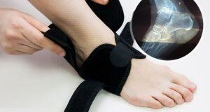 Повязка фиксирующая для ноги