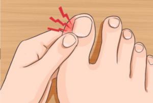 Дискомфорт в пальце
