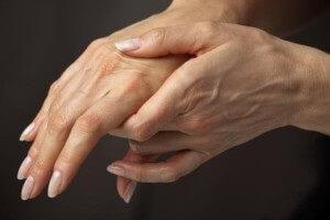 Дискомфорт в пальцах