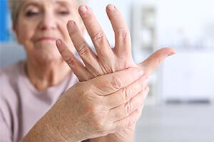 Онемение пальца