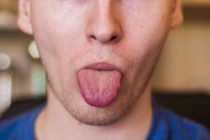 Дискомфорт в языке