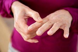 Недомогание в указательном пальце