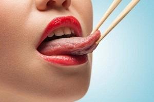 Онемение губ и языка