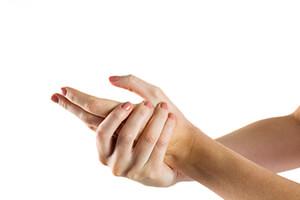 Парестезия пальчика