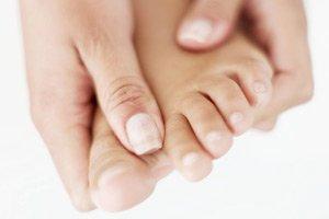 Парестезия пальчиков