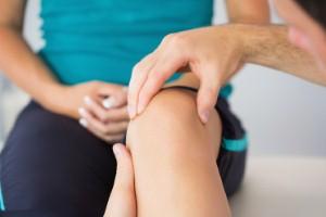 Проблемы в колене