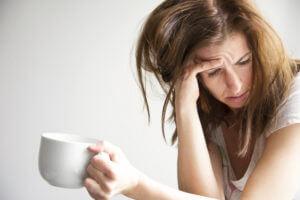 Недомогание от кофеина