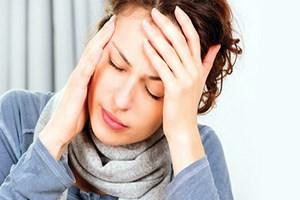 Недомогание при простуде