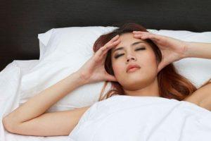 Недомогание во сне