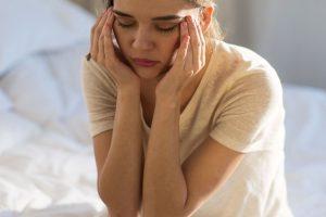 Недомогание при стрессе