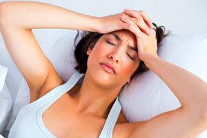 Недомогание после утреннего сна