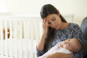 Недомогания после рождения малыша