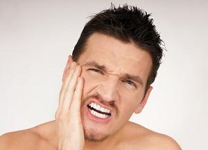 Онемение лицевых нервов