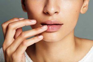 Онемение верхней губы