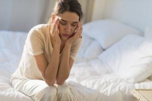 После пробуждения появляется ощущение недомогания