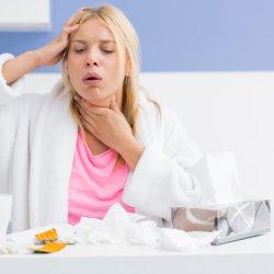Боли при гриппе