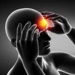 Точки для быстрого снятия головной боли