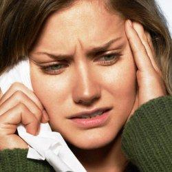 Нестерпимые головные недомогания